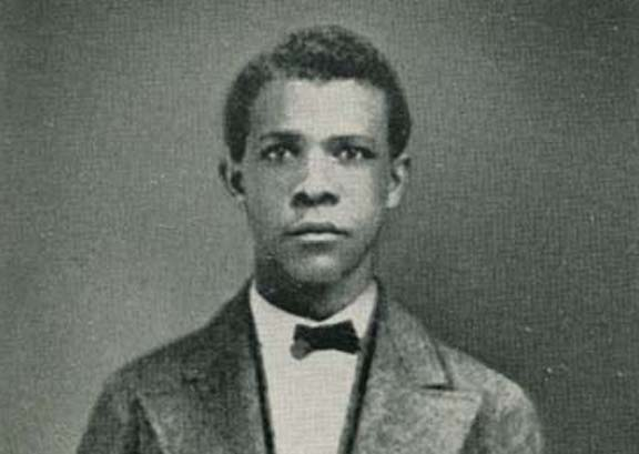 Young Washington at Hampton