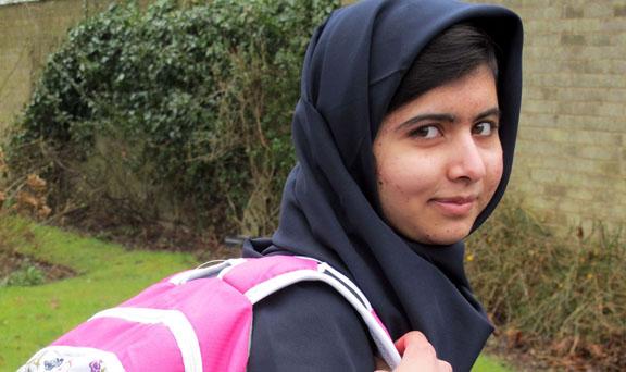 Malala Yousafzai intro
