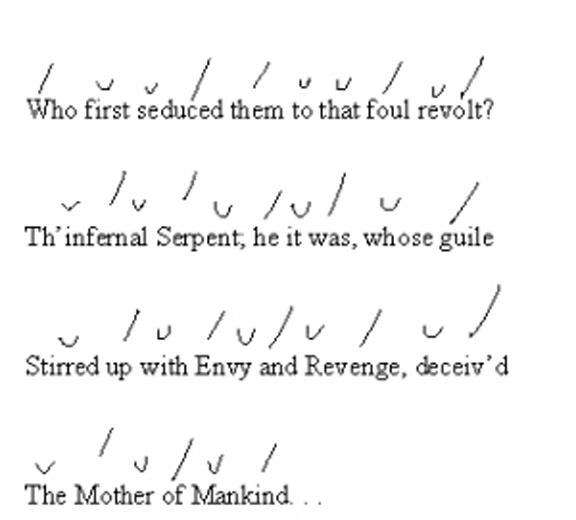 poetry example