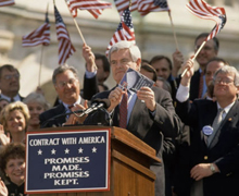 New FTU Course: What was the 1994 Republican Revolution?