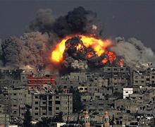 The West's Gaza: The Start of a Long Struggle?