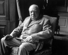 Does Churchill Still Stand Alone in the Hall of Greatness?