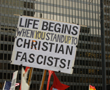 What Christianophobia Looks Like in America