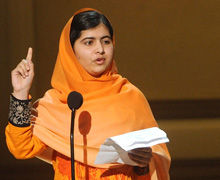 Malala and Her Family Subject of New Movie by Davis Guggenheim