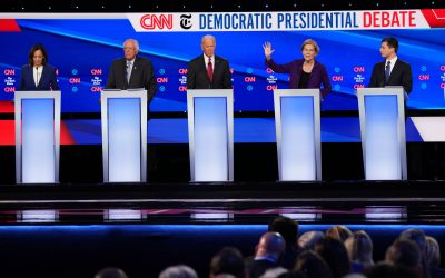 A Dead Man Won the Last Democratic Debate