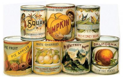 Tinned Fruit in Times of Famine