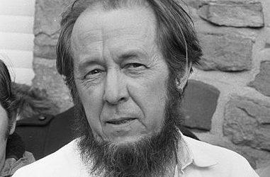 Solzhenitsyn's 'Forgotten God'