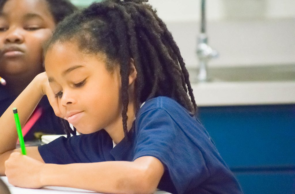 The Tragedy of Black Education is New