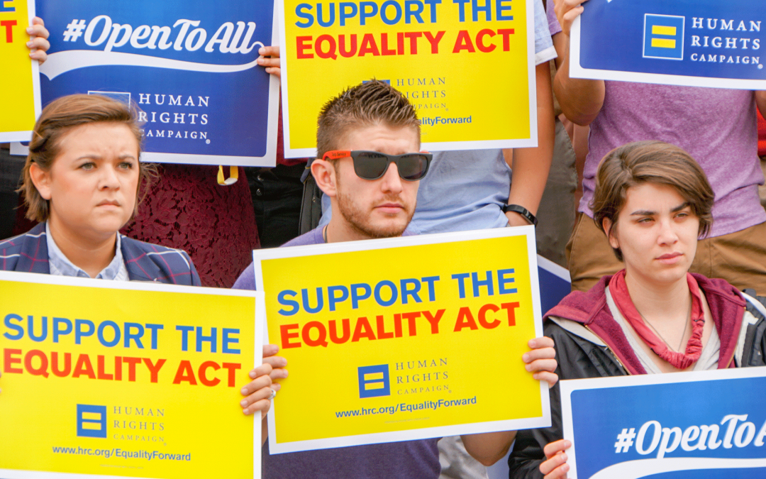 The Equality Act is Watching You