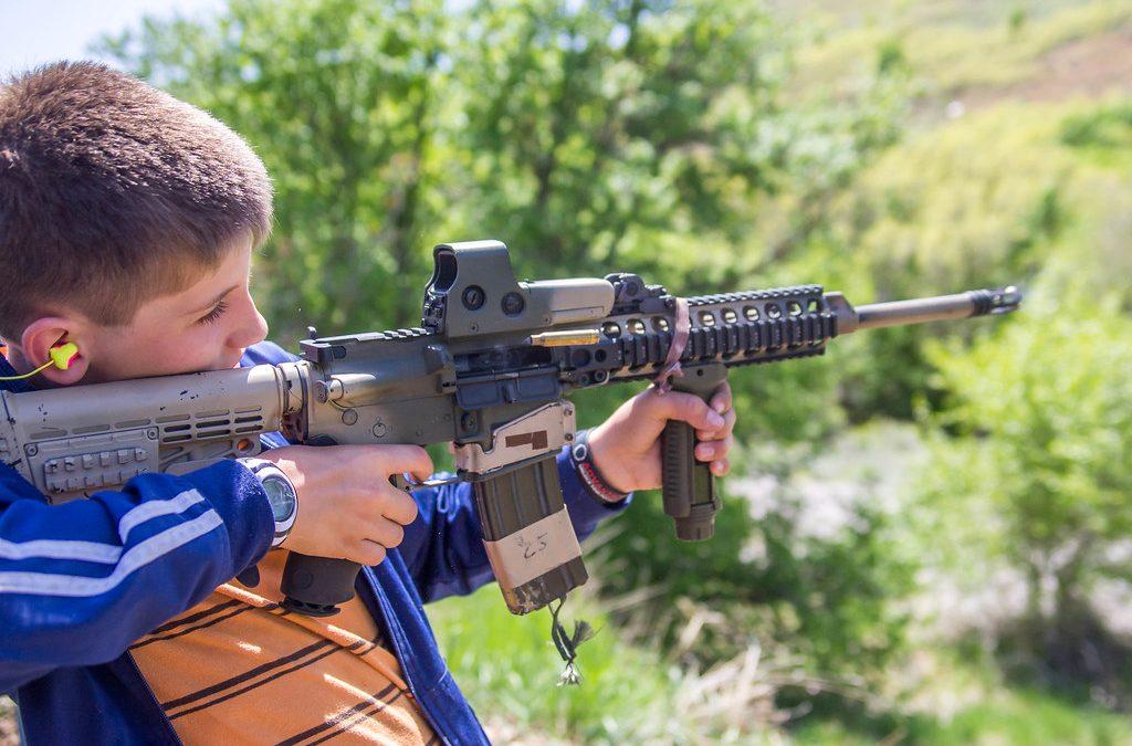 Why I Need an AR-15