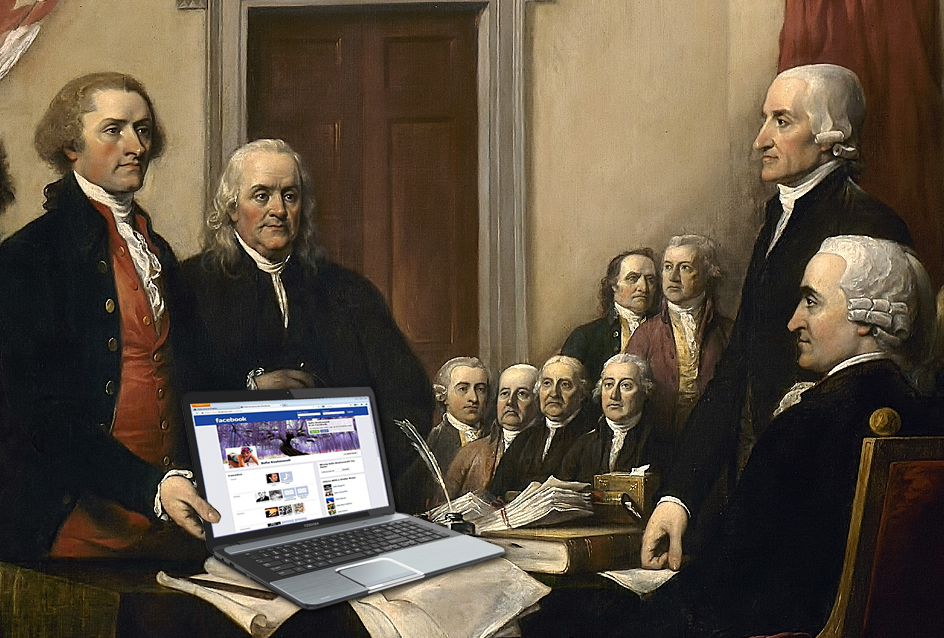 The Founding Elite vs. The Current Elite